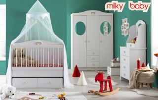 Bebek Odası Takımı Milky