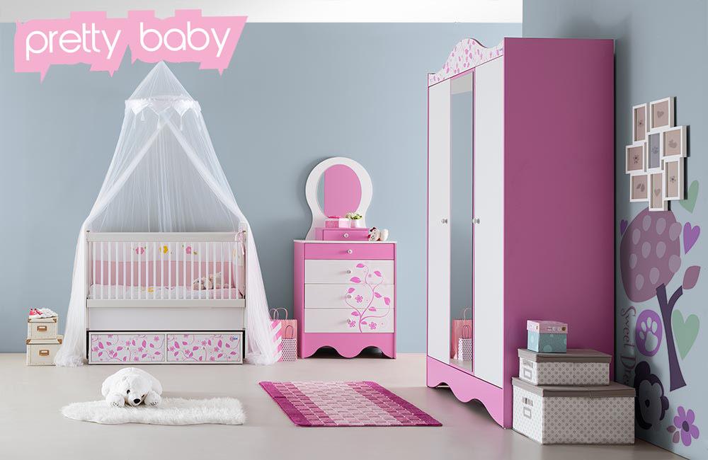 Bebek Odası Pretty