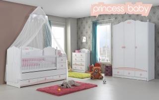 Bebek Odası Takımı Princess