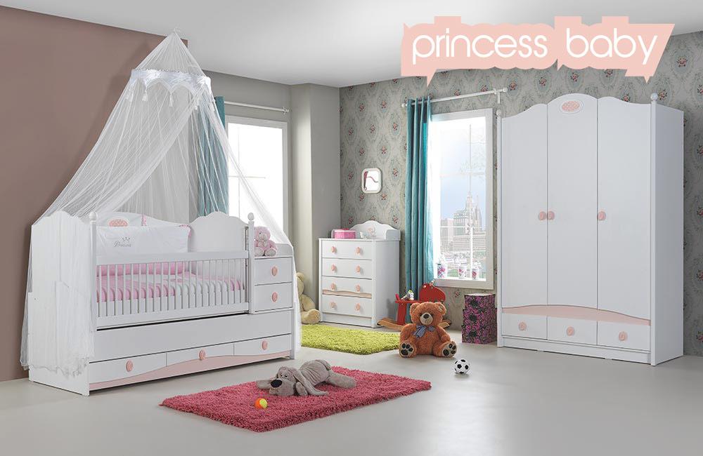 Bebek Odası Princess