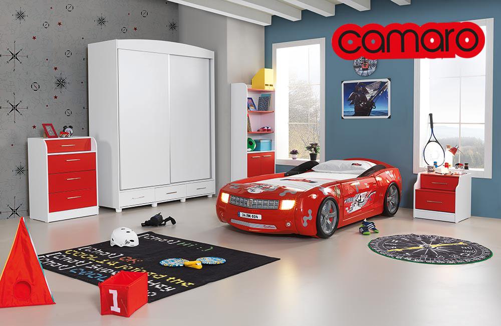 Erkek Genç Odası Takımı Camaro