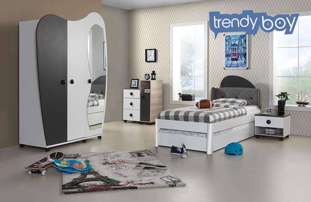 Genç Odası Takımı Trendy Boy