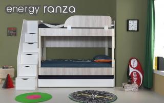 Ranza Energy Çekmeceli Merdiven