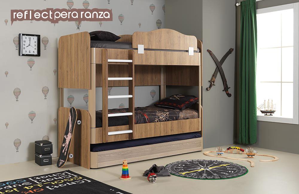 Genç Odası Ranza Reflect Pera