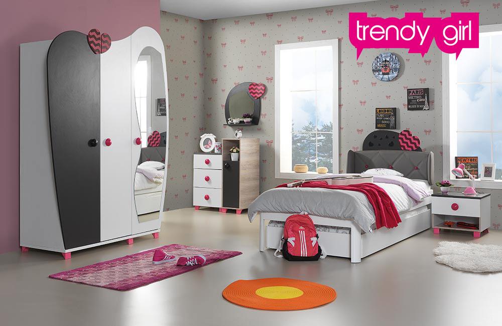 Genç Odası Takımı Trendy Girl